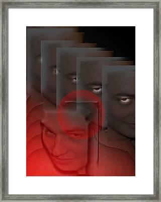 Leigh Framed Print by Leigh Odom