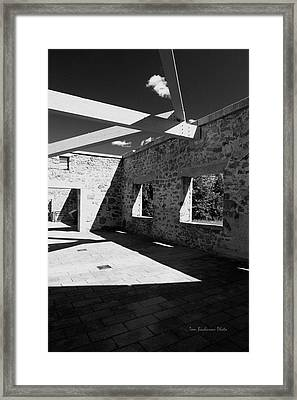 Leitch Collieries Framed Print by Tom Buchanan