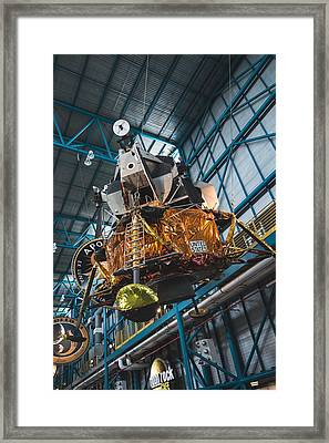 Lem On Display Framed Print by David Collins
