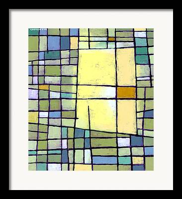 Tiles Framed Prints