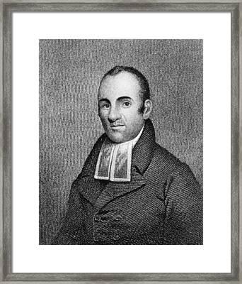 Lemuel Haynes (1753-1833) Framed Print