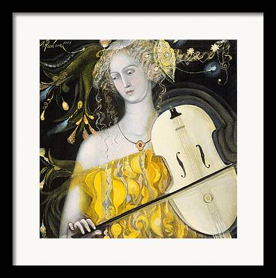 Astrology Paintings Framed Prints