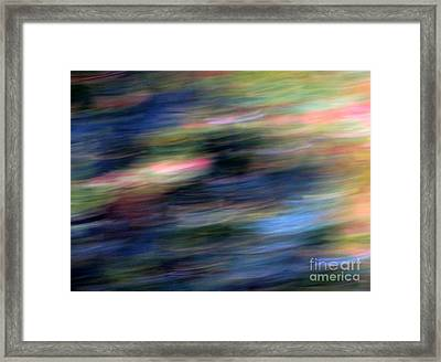 Framed Print featuring the photograph Les Nuits by Steven Huszar