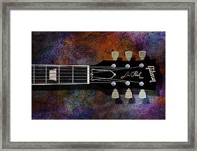 Les Paul Six Framed Print