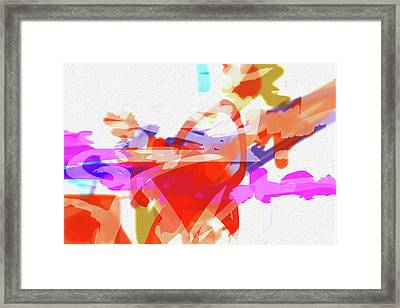 Less Form Framed Print