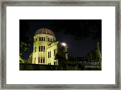 Lest We Forget Framed Print by Andy Smy