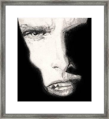 Lestat Framed Print