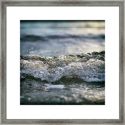 Let It Come To You Framed Print by Laura Fasulo