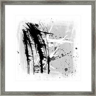 Let It Go Framed Print by Melissa Smith