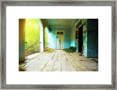 Let It Shine Framed Print by Svetlana Sewell