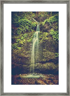 Let Me Live Again Framed Print