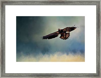 Let My Spirit Carry Me Framed Print