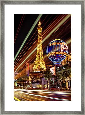 Let The Fun Begin Framed Print