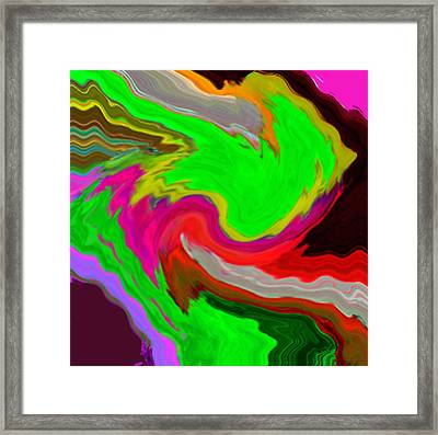 Let The Good Times Roll Framed Print by RjFxx at beautifullart com