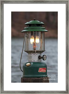 Framed Print featuring the photograph Let There Be Light - D010029 by Daniel Dempster