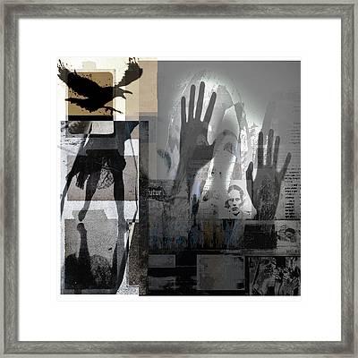 Let Your Memory Be Your Travel Bag Framed Print