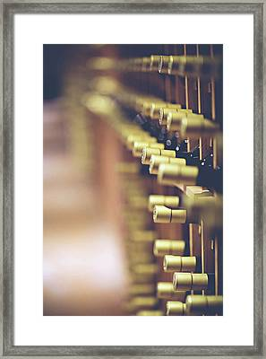 Framed Print featuring the photograph Let's Crack One Open by Trish Mistric