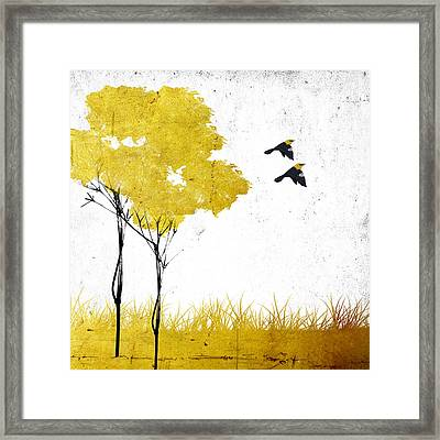 Let's Fly Together Framed Print by Art Spectrum