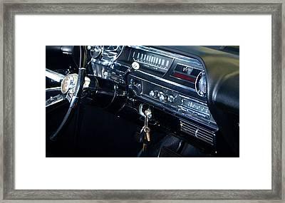 Lets Go Framed Print by James Granberry