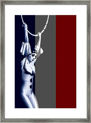 Let's Save Ourselves From All Forms Of Extremism Framed Print by Alfio Finocchiaro