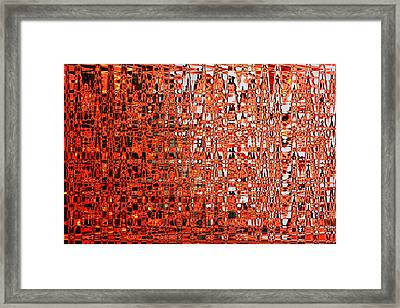 Letting In Light Framed Print by Carol Groenen