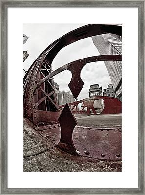 Level Framed Print by Emanuel Love