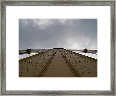 Leviathan Framed Print by Jacob Stempky