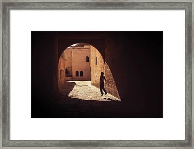 Levitate Framed Print