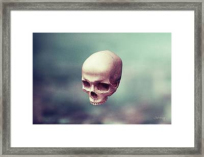 Framed Print featuring the digital art Levity by Joseph Westrupp