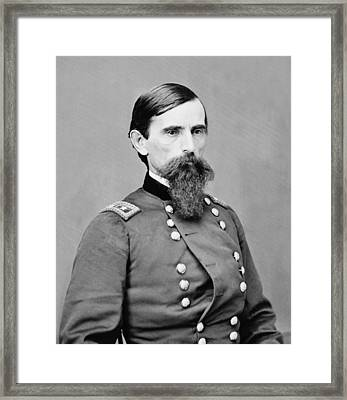 Lew Wallace 1827-1905, American Civil Framed Print by Everett