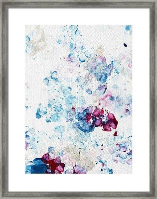 Lian's Winter Framed Print by Antony Galbraith