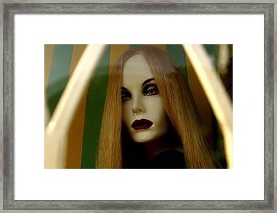 Libby Lobbs Framed Print by Jez C Self