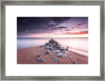 Framed Print featuring the photograph Liberate Inanimate Objects by Edward Kreis
