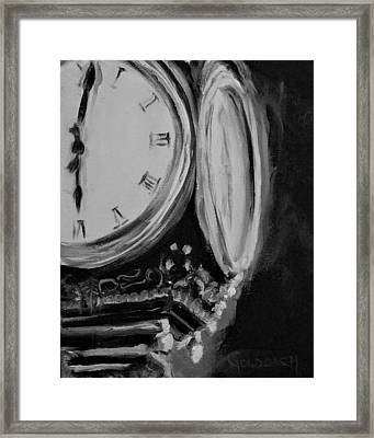 Liberty II Vanilla Framed Print