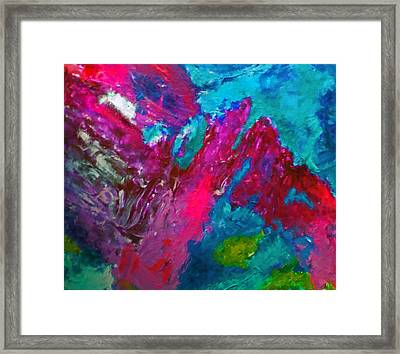 Liberty Framed Print by Michael Durst
