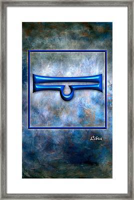 Libra  Framed Print by Mauro Celotti