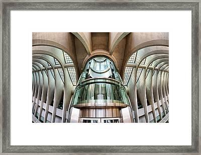 Liege-guillemins Framed Print by Martin Fleckenstein
