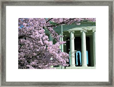 Framed Print featuring the photograph Life And Liberty by Mitch Cat