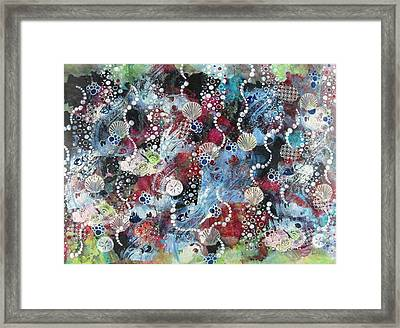 Life Begins Framed Print by David Raderstorf