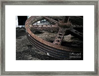 Life Circle Framed Print by Jose Rey