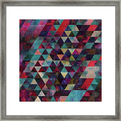 Life Colors Framed Print by Francisco Valle