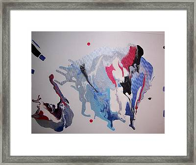 Life Experience Framed Print by Ruth  El