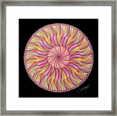 Life In Movement Framed Print by Marcia Lupo