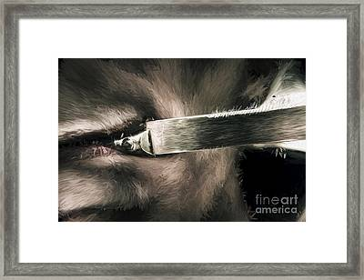 Life In The Knife Trade Framed Print by Jorgo Photography - Wall Art Gallery