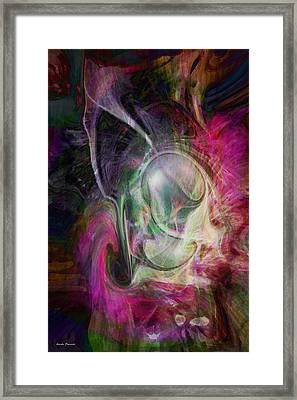 Life In Your Soul Framed Print