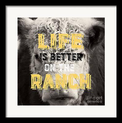 The Ranch Framed Prints
