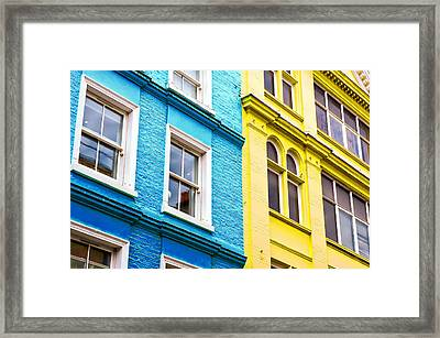 Life Is Colourful Framed Print by Tom Gowanlock
