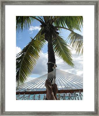 Life Is Good Framed Print by Ginger Howland