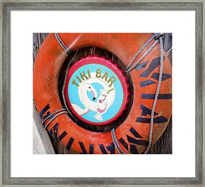 Life Saving Framed Print by JAMART Photography