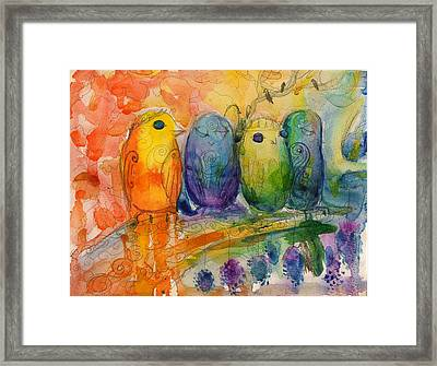 Life Transition  Framed Print